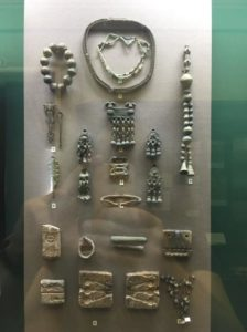 Родановская культура в Пермском музее.