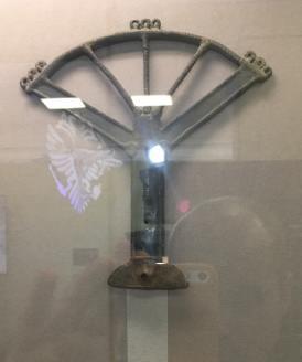 рукоятка меча ананьинской культуры