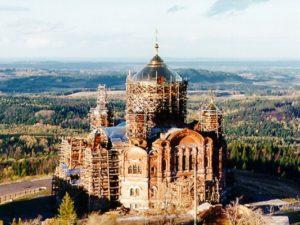 Реставрация Белогорского монастыря