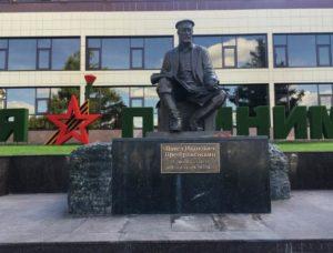 Памятник Преображенскому в Перми