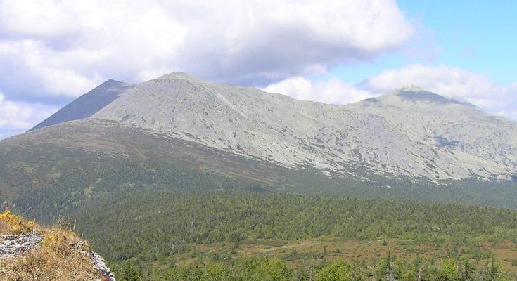 Тулымский камень - высшая точка Пермского края