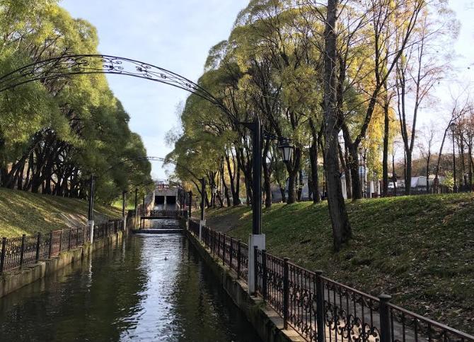 Парки и скверы Перми