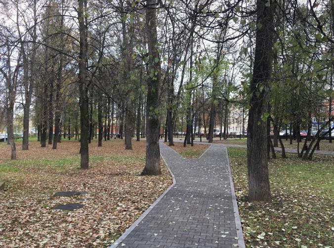 Сад декабристов Пермь