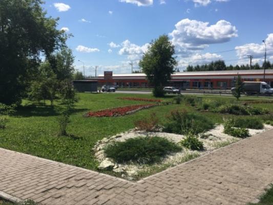 Сквер имени Мичурина Пермь