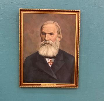 Алексей Семенович Губкин портрет в Кунгуре