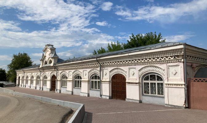 музей истории купечества город кунгур