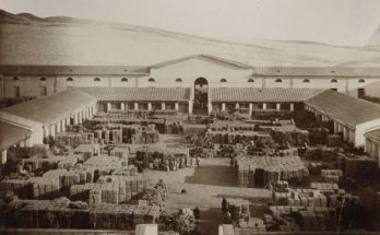 Кяхта, чайный рынок