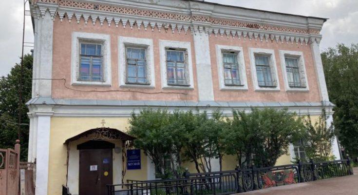 Кунгурский краеведческий музей здание