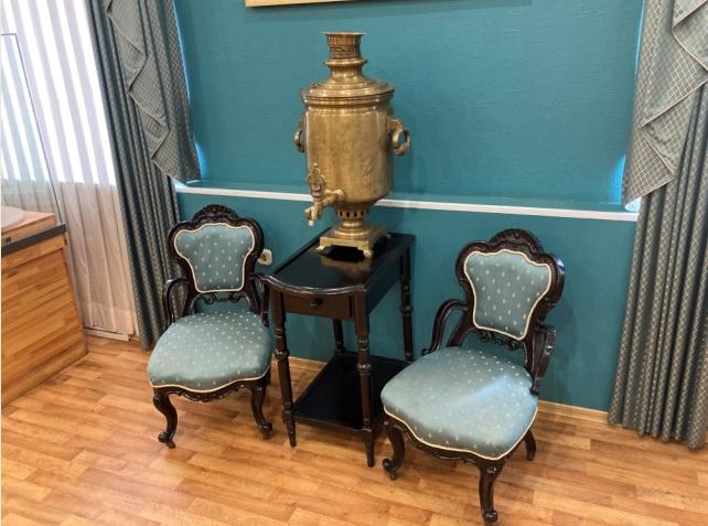 кунгурский музей истории купечества экспонаты